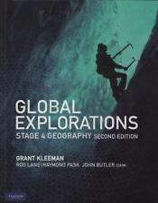 GLOBAL EXPLORATIONS STAGE 4 GEOGRAPHY - KLEEMAN PEARSON FAST FREE POST FROM  SYD