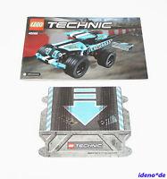 LEGO  Technic Technik Bauanleitung & Rampe  42059 Stunt Truck Neu KEINE TEILE !