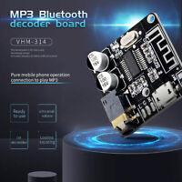 Bluetooth Audio Receiver board Bluetooth 5.0 mp3 lossless decoder boar.QA