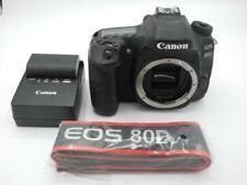 Canon EOS 80D 24.2MP Digital SLR Camera - Read Description