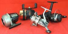 Lot of 4 CRAPPIE Fishing Reels Johnson, Zebco,  Shimano, Shakespeare