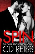 Spin (Songs of Corruption) (Volume 1) by Reiss, CD