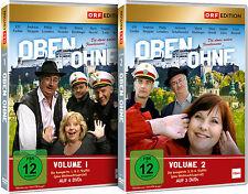 Gesamtedition - Oben ohne / komplette 24-teilige Serie auf 7 DVDs