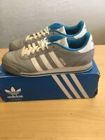 Adidas Orion 2 Three Stripe Nylon Sneakers Men's U.S. Size 10
