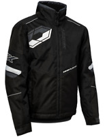 Castle X Racing G6 Platform Snowmobile Jacket Black Adult Mens X-Large XLG XL