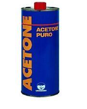ACETONE PURO - 1L E 5L