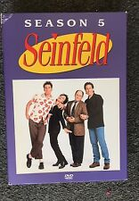 Seinfeld Season 5 DVD Box Set + Book The Totally Unauthorized Tribute David Wild