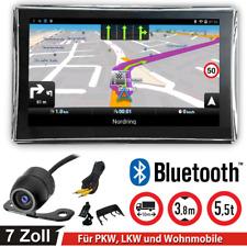 7 pulgadas navegador camara de vision trasera turismos Navi navegación GPS radar camiones automóviles FM