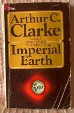 IMPERIAL EARTH, Arthur C Clarke, UK pb 1977 (9780330250047)