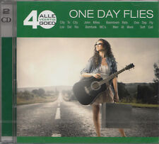 ONE DAY FLIES | 2CD Neuware | Eintagsfliegen | Reamonn Mr. Mister Soft Cell Foxy