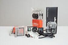 GoPro HERO4 Silver Actioncam + viel Zubehör