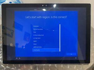 Microsoft Surface Pro 4 i5 6th Gen 4GB 128GB, Wi-Fi, 12.3 inch, *screen flickers