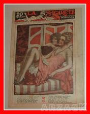 LA SIGARETTA 853 NERBINI 3/12/1922 rivista erotica