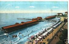 go 077 1910 GRADO (Gorizia) Bagni di spiaggia -Strand bader - viagg  - FP