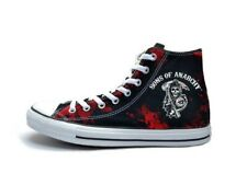 Sons Of Anarchy Bloody Reaper Chucks (Exclusive)