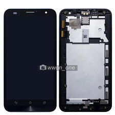 ASUS ZenFone 2 Laser 5.5 ZE550KL Z00LD LCD Screen Touch Digitizer+Frame Assembly