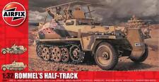 Airfix Rommel's Half Track Tank 1:32 Model Kit - A06360