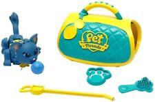 Pet Parade, Carry Kit con Cucciolo di gatto tigre e Portantina