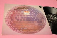 PIERRE HENRY LP MACHINE DANSE 1°ST ORIG FRANCIA 1973 EX++ LAMINATED COVER
