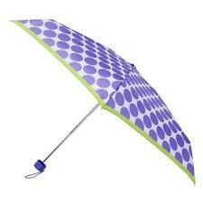 Totes mini lavande spot mince parapluie 8063LES brand new