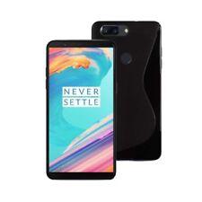 Fundas y carcasas Para OnePlus 5T color principal negro para teléfonos móviles y PDAs OnePlus