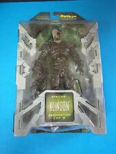Star Trek Borg Assimilation Art Asylum Klingon figure Designation 1 or 3