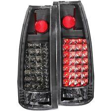 ANZO Led Black Tail Lights For G2 Chevy/GMC C/K1500/2500 88-98 / C/K3500 88-00