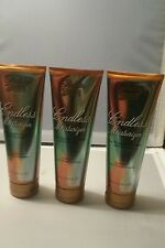 3X  Swedish Beauty Endless Moisturizer Tan Extender Systeme w/ Bronzer Tanning