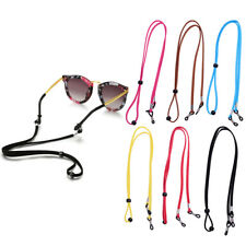 Sports Sunglass Neck Strap Eyeglasses Read Glasses Cord Lanyard Holder Rope  HGU