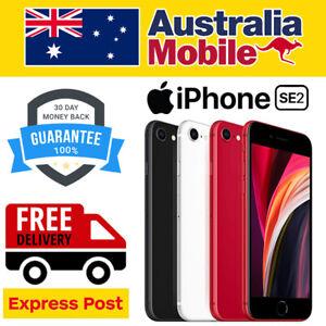Apple iPhone SE 2nd Gen(2020ver) 256GB 128GB 64GB UNLOCKED Free Express Shipping