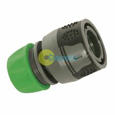 "Female Soft-Grip Hose Quick Connector 1/2"" High Quality Professional Tool"