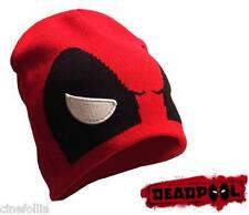 Berretta Spider-man Knitted Beanie With See Through Mesh Eyes Marvel Winter Hat