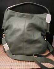 Foley + Corinna Southside Leather Hobo - Thyme Ret: $350.00