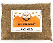 Goldn Paydirt Eureka Gold Paydirt - Gold Guaranteed!  Free Shipping Nuggets