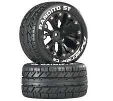 DuraTrax Bandito ST 2.8 Truck 2WD Mntd Re C2 Blk (2) DTXC3542