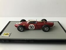 1/43 Scale White Metal Model. 1961 Ferrari 156 Sharknose.
