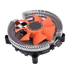 3 Pin Silent PC Computer CPU Cooling Fan Heat Sink Radiator Cooler for Intel AMD