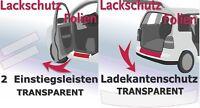 Für VW Golf 7 3 turer  SparSet Ladekantenschutz Einstiegsleisten Lackschutzfolie