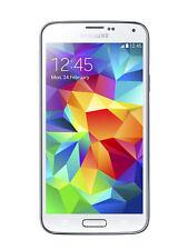 Samsung Galaxy S5 SM-G900P - 16GB - Shimmery White (Sprint) Smartphone Good