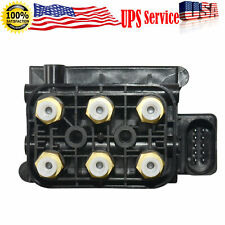 AIR SUSPENSION COMPRESSOR VALVE BLOCK 11-16 JEEP GRAND CHEROKEE