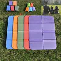 Folding Pad Foam Hiking Seat Outdoor Cushion Picnic Camping Mat XPE Waterproof
