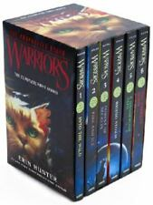 Warriors: the Prophecies Begin Ser.: Warriors Box Set: Volumes 1 To 6 : The Complete First Series by Erin Hunter (2015, Trade Paperback)