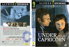 Under Capricorn (1949) Alfred Hitchcock, Ingrid Bergman / DVD, NEW