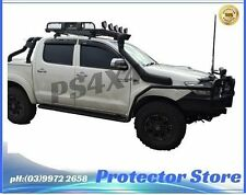 Heavy Duty Side Steps & Brush Rail Bars for Toyota Hilux 2005-2015 Sidesteps