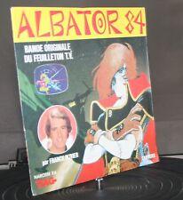 Albator corsaire de l'espace  / Bande originale du feuilleton / FRANCK OLIVIER