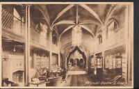 Sussex Postcard - The Library, Arundel Castle    RS3251