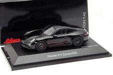 Porsche 911 (991) Carrera GTS año de construcción 2014 negro 1:43 Roadster