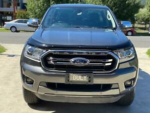 Bonnet Protector for Ford Ranger PX2 PX3 2015-2020 Tinted Guard