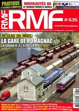 RMF Rail miniature Flash N° 635 (oct 2018)
