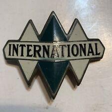 Vintage International Harvester Hood / Radiator Emblem